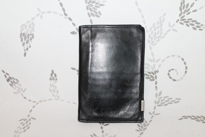 Мужской кошелек портмоне+обложка на паспорт - Фото 2