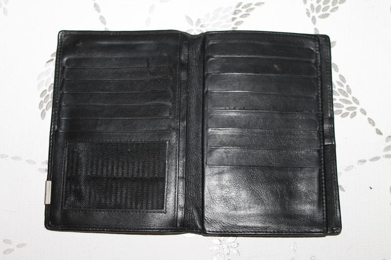 Мужской кошелек портмоне+обложка на паспорт - Фото 3