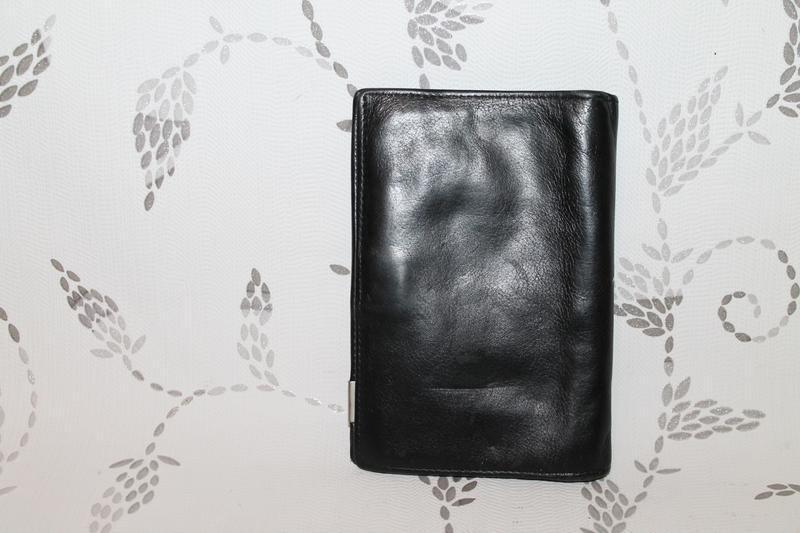 Мужской кошелек портмоне+обложка на паспорт - Фото 4