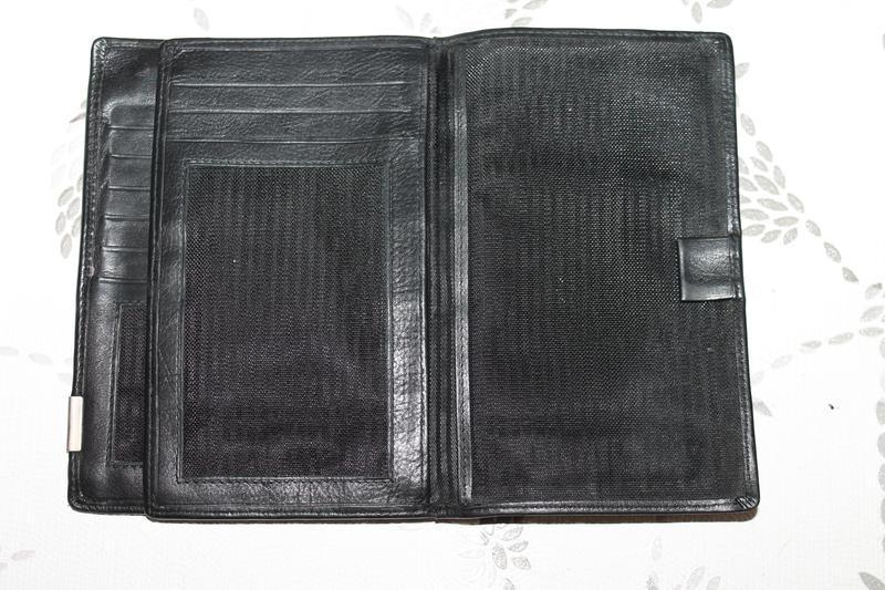Мужской кошелек портмоне+обложка на паспорт - Фото 5