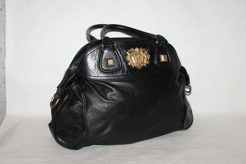 Большая кожаная сумка givenchy