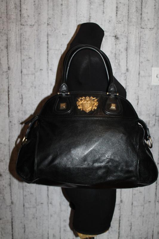 Большая кожаная сумка givenchy - Фото 2