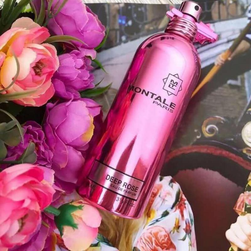 Deep Roses  Montale_Оригинал Eau de Parfum 5 мл