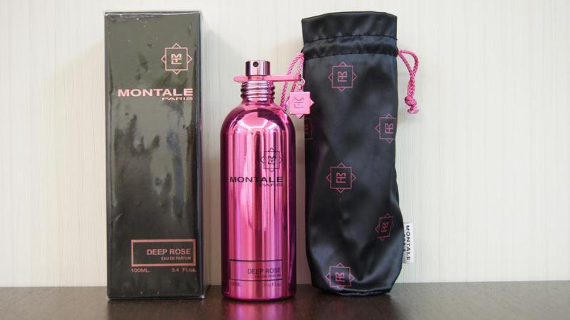 Montale  Deep Roses_Оригинал Eau de Parfum 10 мл - Фото 4