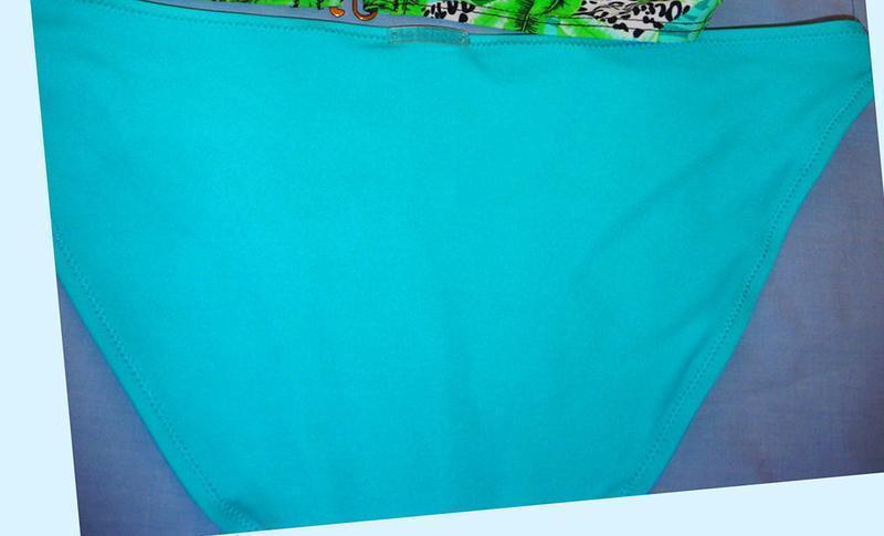 Низ от купальника раздельного женские плавки размер 44 / 10  г... - Фото 2