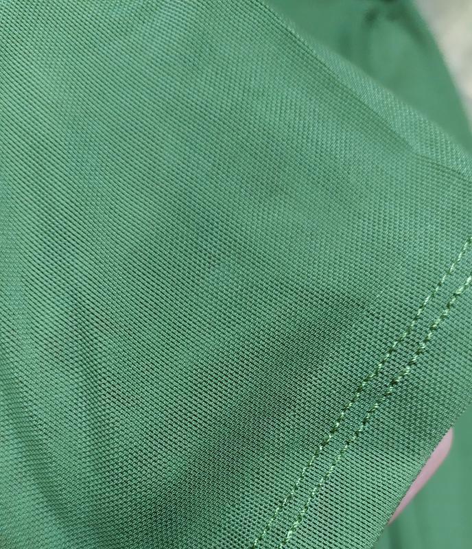 Сеточка гольф сетка водолазка - Фото 2