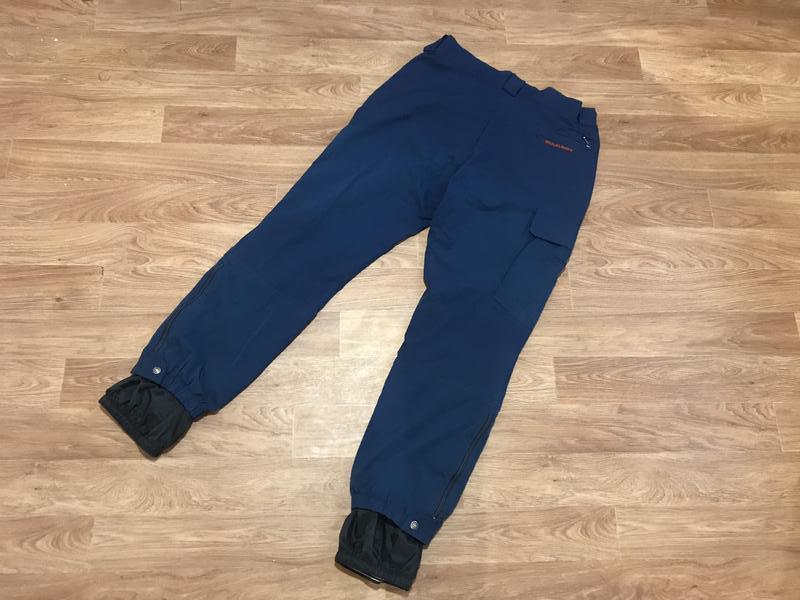 Улётные трекинговые (горнолыжные) штаны от mammut - Фото 2
