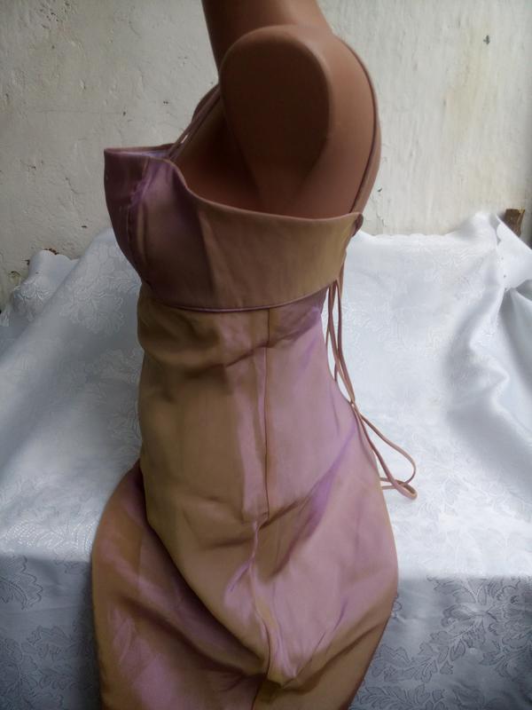 """Платье """"хамелеон"""" parco (сша),  выпускное. коктельное, нарядное - Фото 4"""