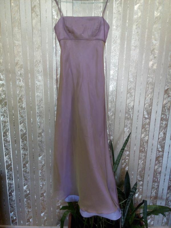 """Платье """"хамелеон"""" parco (сша),  выпускное. коктельное, нарядное - Фото 5"""