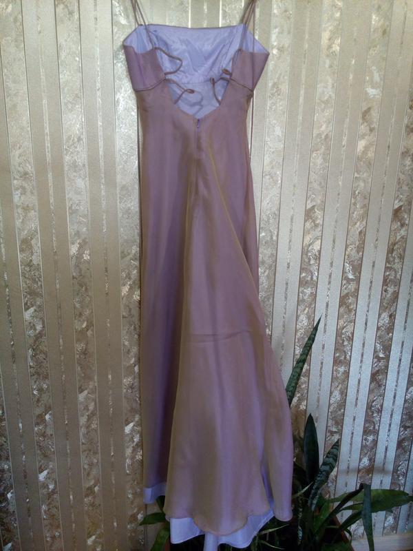 """Платье """"хамелеон"""" parco (сша),  выпускное. коктельное, нарядное - Фото 6"""