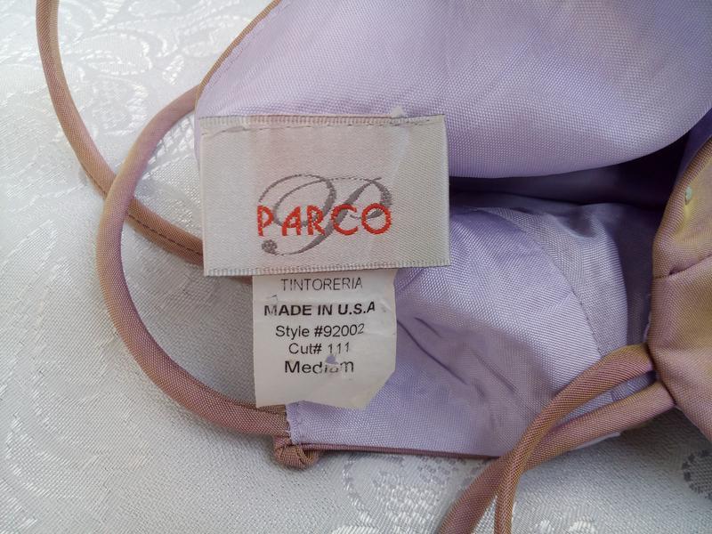 """Платье """"хамелеон"""" parco (сша),  выпускное. коктельное, нарядное - Фото 7"""