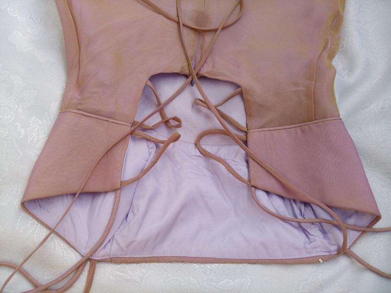 """Платье """"хамелеон"""" parco (сша),  выпускное. коктельное, нарядное - Фото 8"""