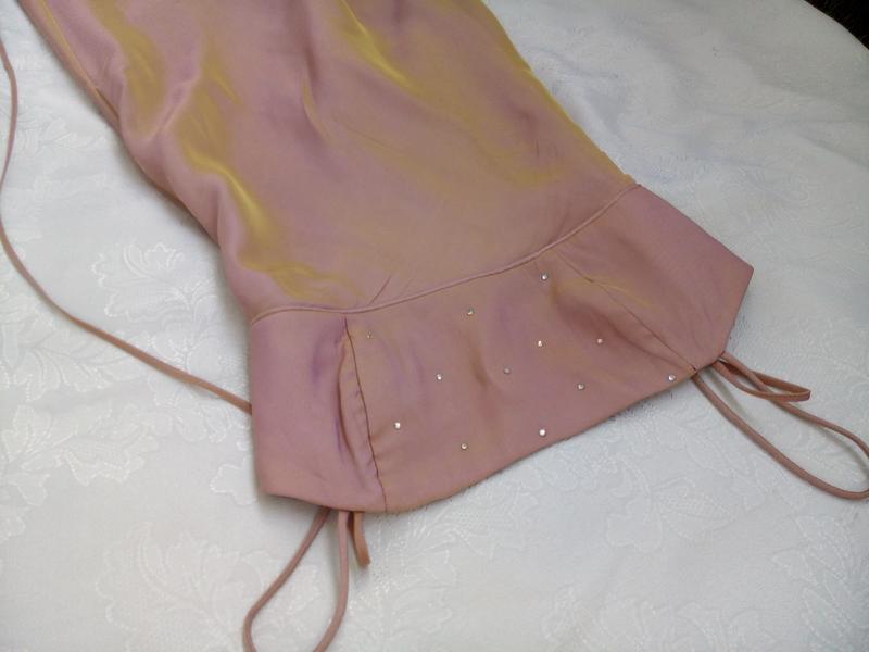 """Платье """"хамелеон"""" parco (сша),  выпускное. коктельное, нарядное - Фото 9"""