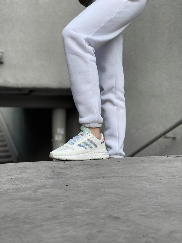 Шикарные женские кроссовки/ кеды adidas zx 😍 (весна/ лето/ осень) - Фото 4