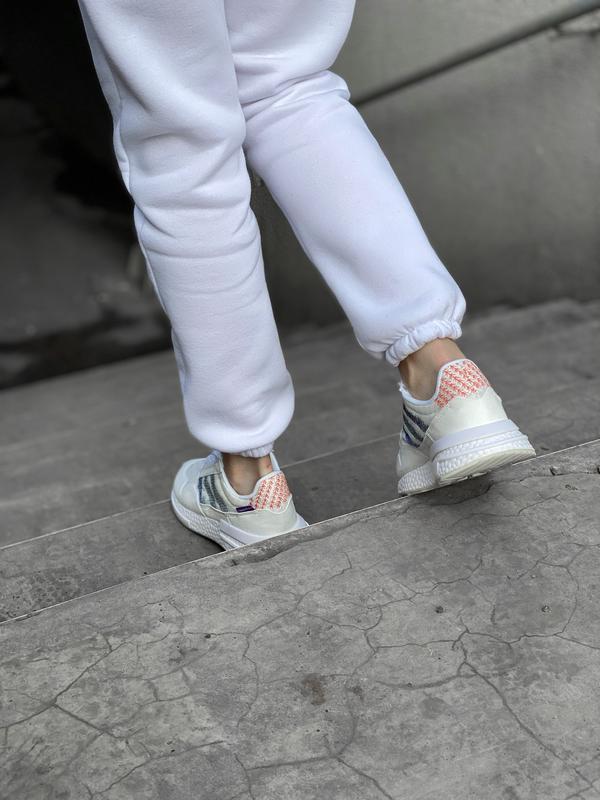 Шикарные женские кроссовки/ кеды adidas zx 😍 (весна/ лето/ осень) - Фото 7
