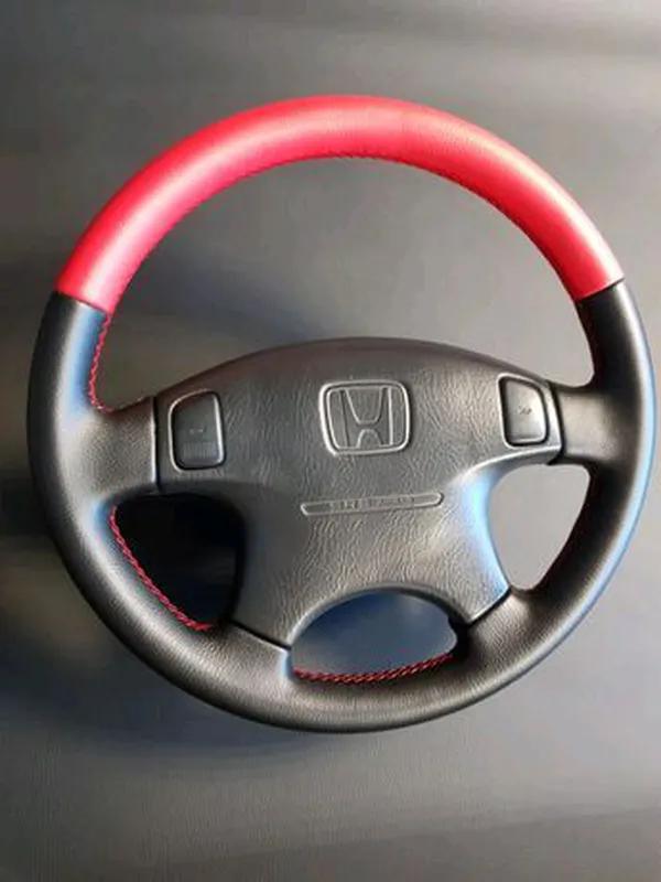 Перетяжка автомобильных  рулей, оплетка на руль. - Фото 7