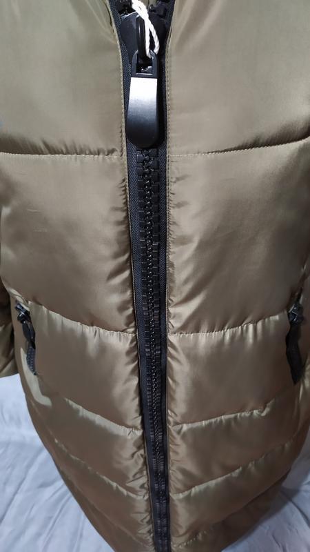 Длинный пуховик , пальто зимнее - Фото 4