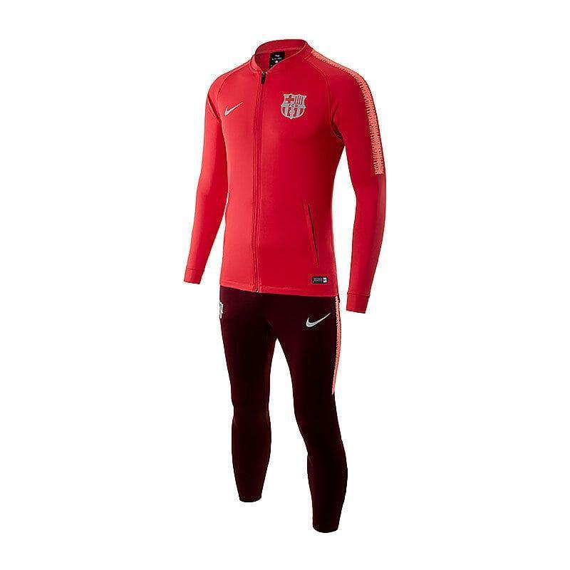 Спортивный костюм nike fc barcelona dri-fit squad оригинал! - 5%