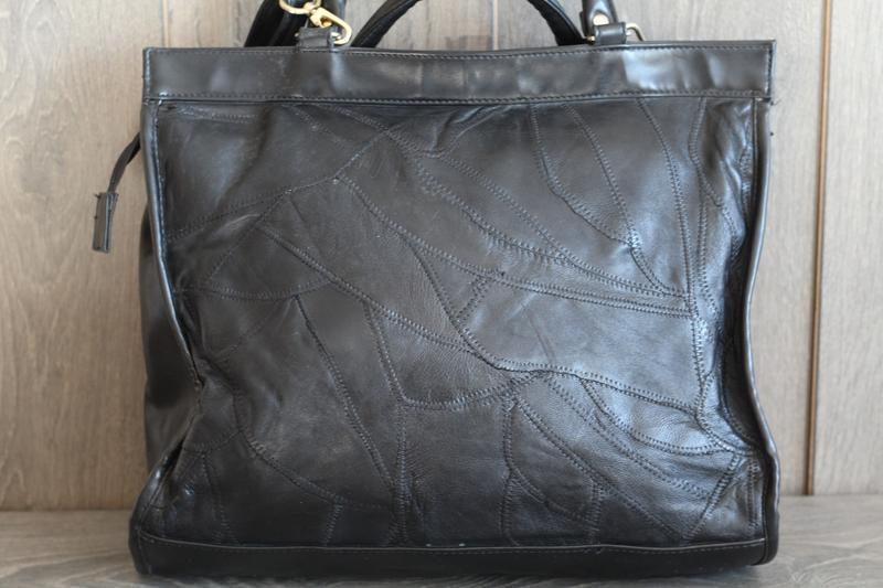 Шикарная кожаная сумка david moda - Фото 2