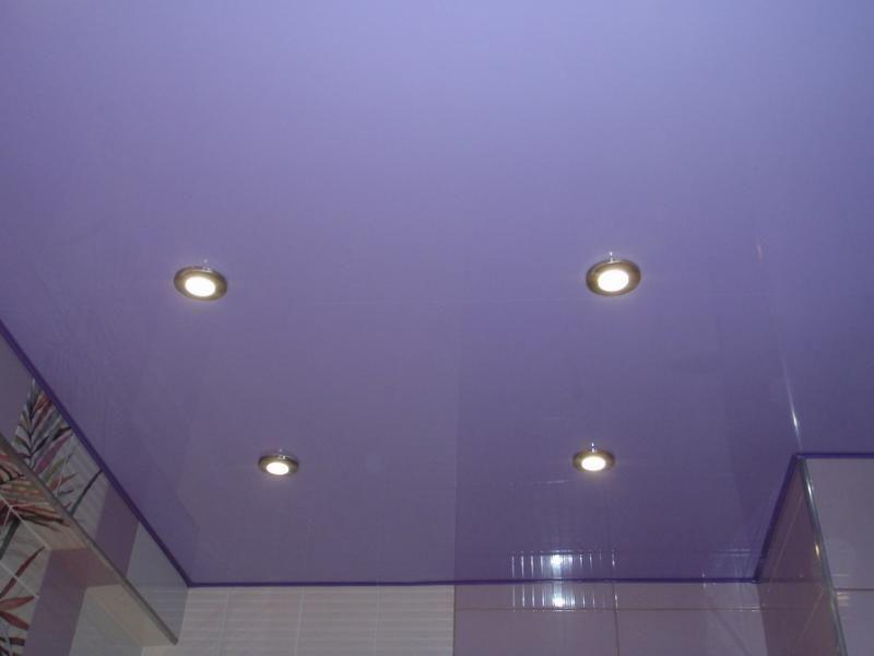 Натяжные потолки любой сложности (глянцевые, матовые, сатиновые.) - Фото 3