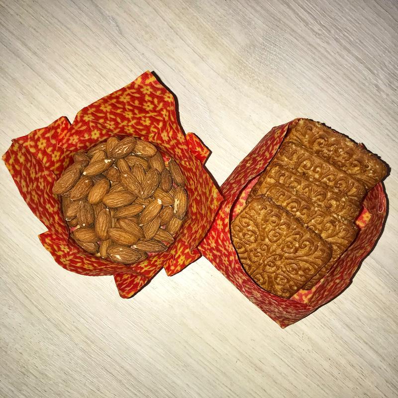 Воскові серветки, восковые салфетки для хранения еды, экоупаковка - Фото 5