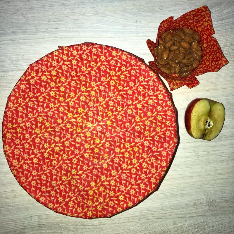 Воскові серветки, восковые салфетки для хранения еды, экоупаковка - Фото 6