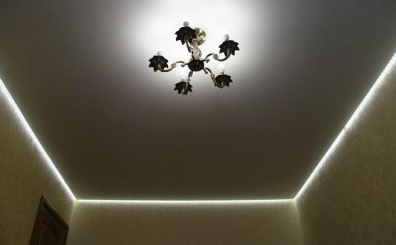 Натяжные потолки любой сложности (глянцевые, матовые, сатиновые.) - Фото 19