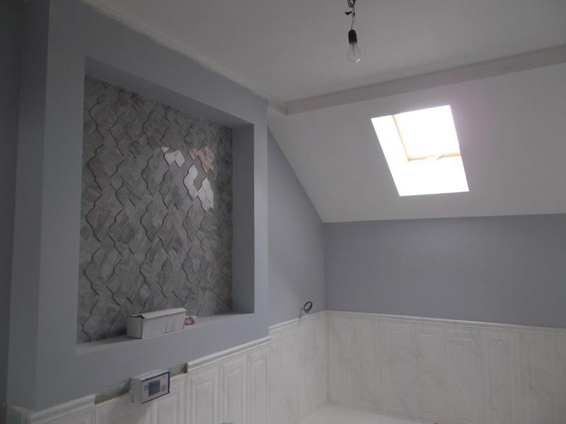 Покраска стен, потолков, рогожки - Фото 3