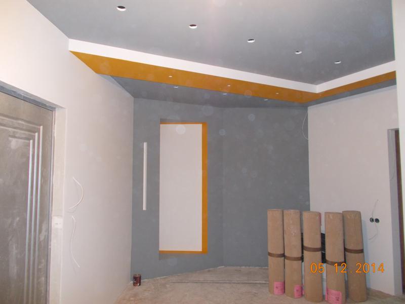 Покраска стен, потолков, рогожки - Фото 4