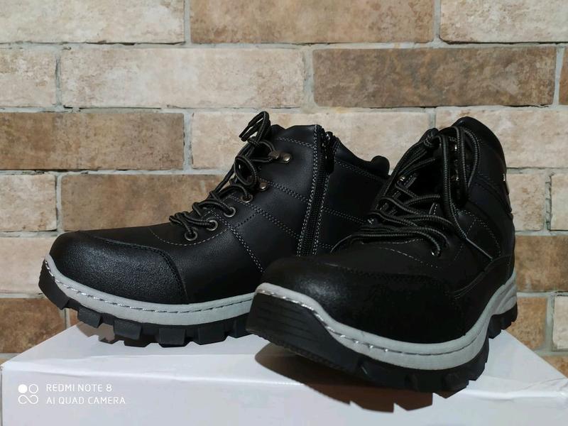 Распродажа!!!Теплые, зимнее мужские ботинки.