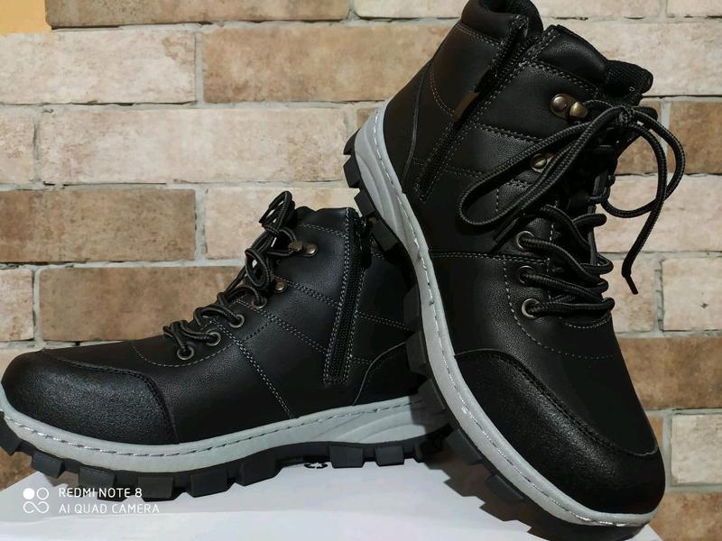 Распродажа!!!Теплые, зимнее мужские ботинки. - Фото 2