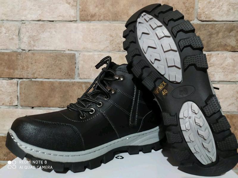 Распродажа!!!Теплые, зимнее мужские ботинки. - Фото 5
