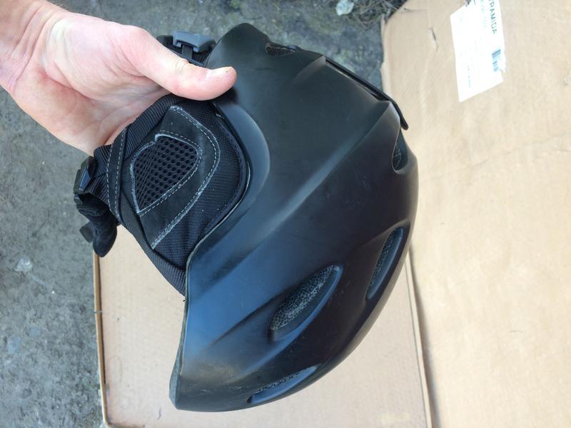 Шлем горнолыжный шлем лыжный - Фото 2