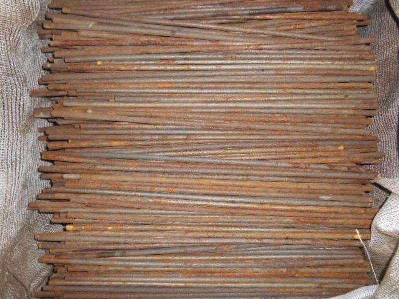 Cормайт наплавочный пруток некондиция ржавый