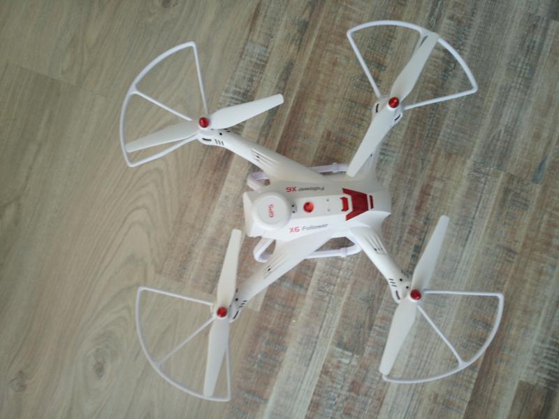 Продам квадрокоптер, дрон. - Фото 4