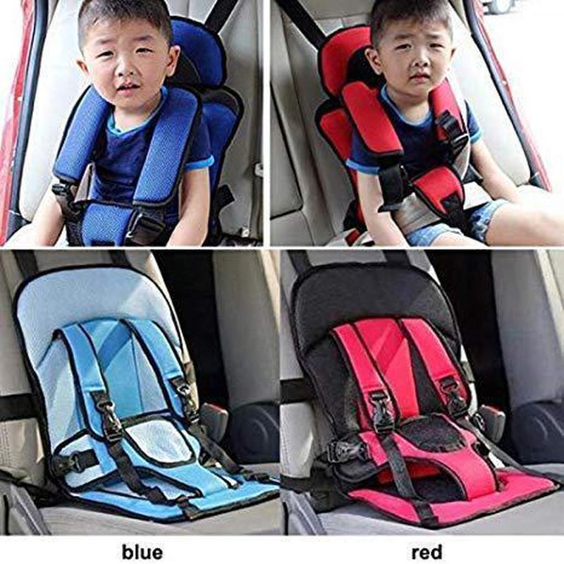 Бескаркасное автокресло для детей Multi Function Car Cushion - Фото 3