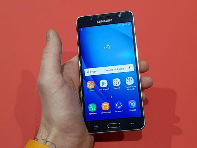 Samsung Galaxy J5 (2016) (J510H) Black - Фото 4