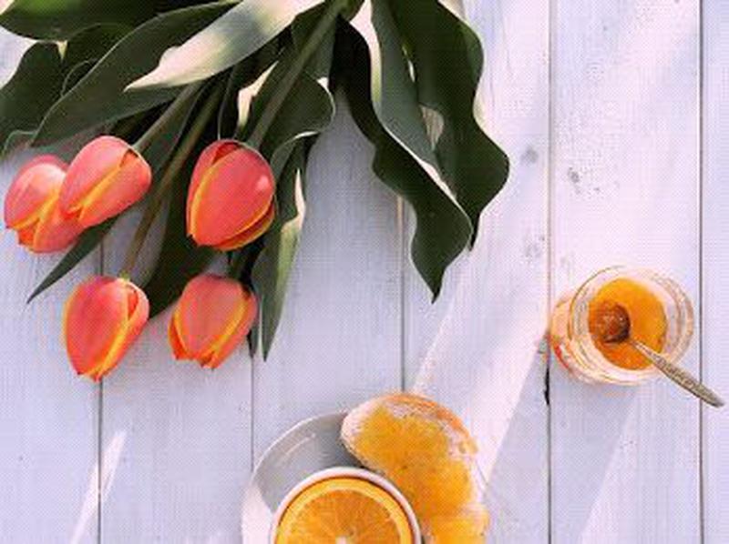 Апельсиновый джем с лавандой 200мл - Фото 2