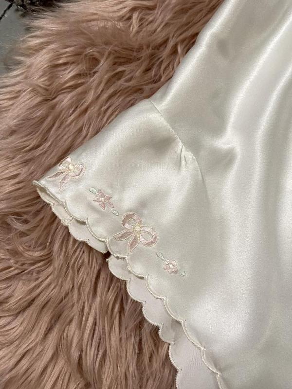 Боди с вышивкой №45 - Фото 4