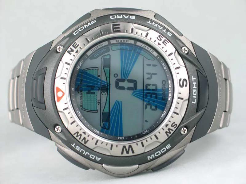 Часы наручные мужские Casio касио Sea Pathfinder SPF-40T-7VER - Фото 2