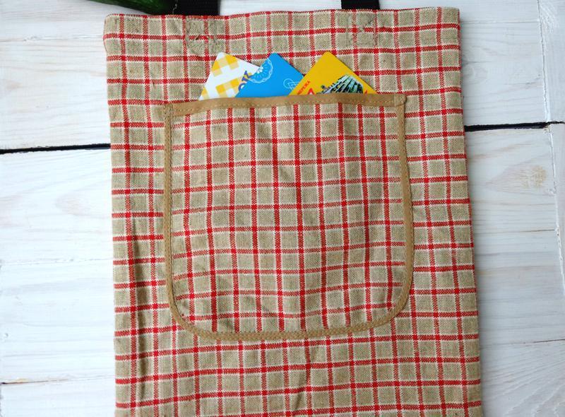 Сумка для покупок, эко сумка, торба, пляжная сумка, сумка шопп... - Фото 4