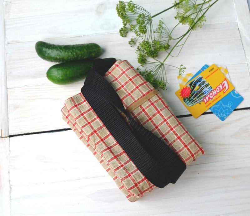 Сумка для покупок, эко сумка, торба, пляжная сумка, сумка шопп... - Фото 5