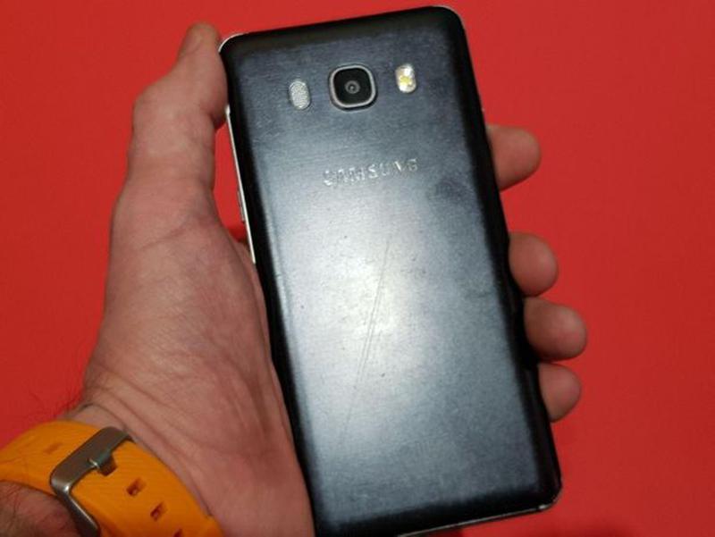 Смартфон Samsung Galaxy J5 (2016) (J510H) Black - Фото 5
