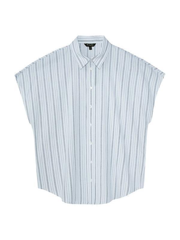 Рубашка massimo dutti. оригінал - Фото 3