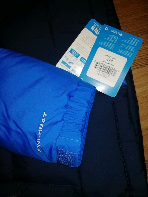 Куртка зимняя columbia pike lake jacket. размер s. оригинал - Фото 5