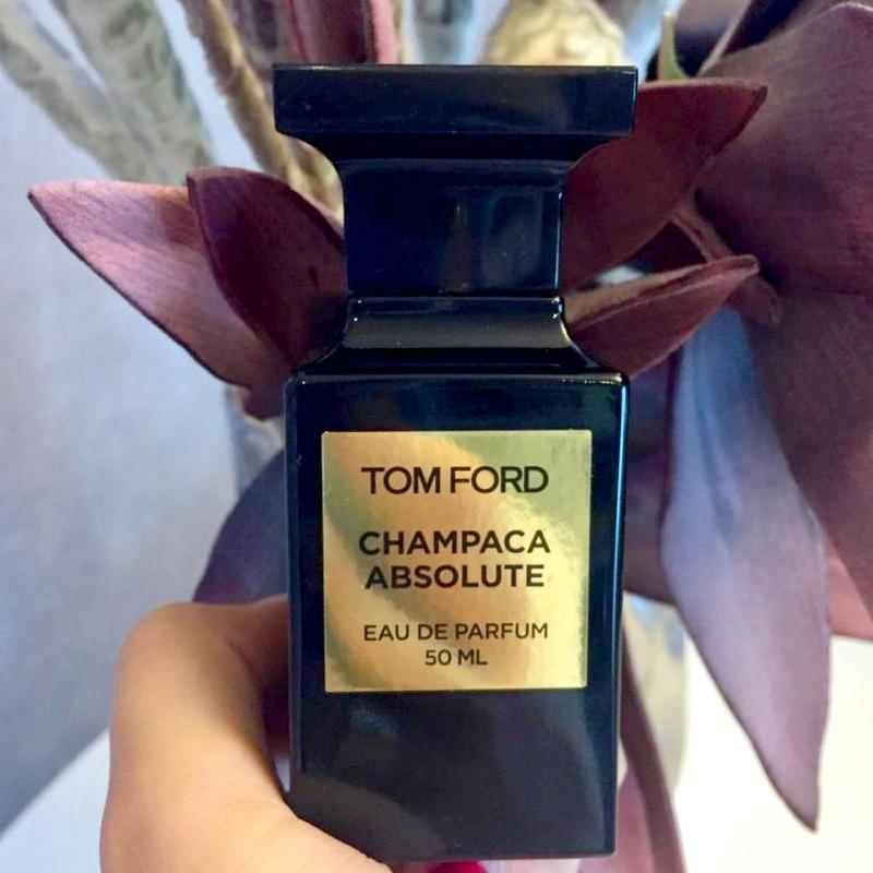 Tom Ford  Champaca Absolute_Оригинал Eau de Parfum 5 мл