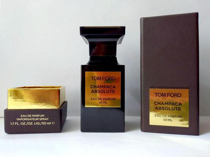 Tom Ford  Champaca Absolute_Оригинал Eau de Parfum 5 мл - Фото 3
