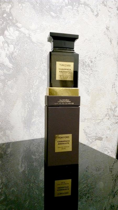 Tom Ford  Champaca Absolute_Оригинал Eau de Parfum 5 мл - Фото 7