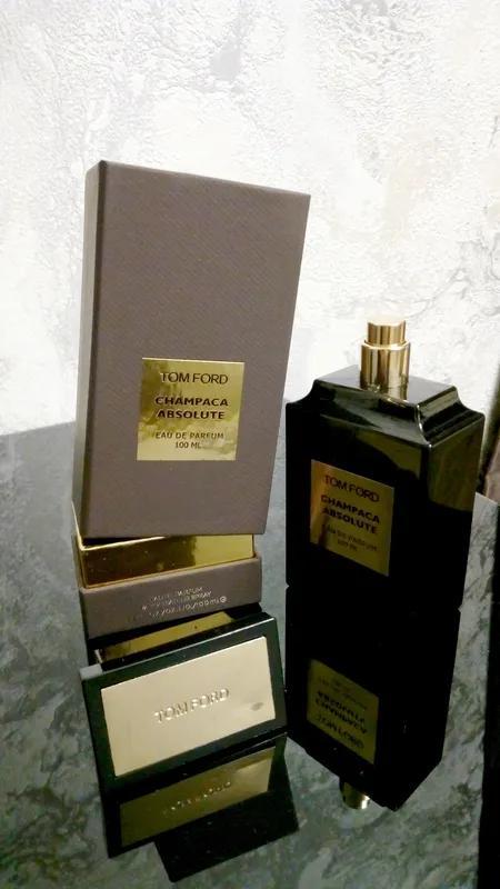 Tom Ford  Champaca Absolute_Оригинал Eau de Parfum 5 мл - Фото 8
