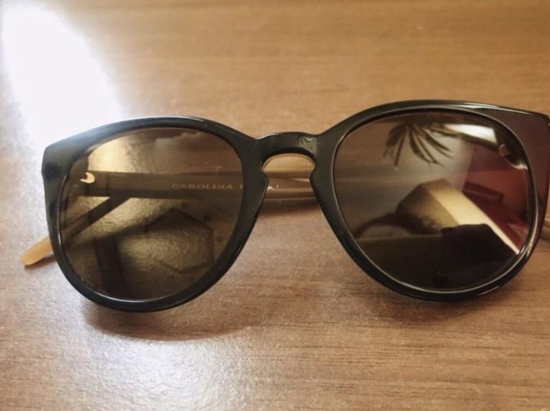 Стильные фирменные очки carolina lemke(оригинал)